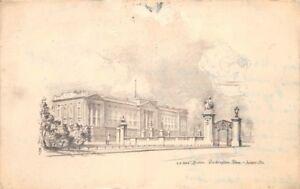 Buckingham-Palace-LONDON-disegno