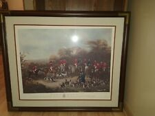 "JACK KAVANAGH /""GOING TO THE MATCH/"" BURY FRAMED PRINT"