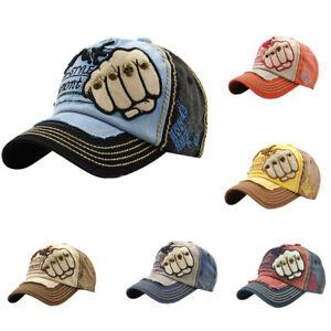 920e7d649ce Mens Womens Baseball Cap Hip-Hop Hat Adjustable Snapback Sport ...