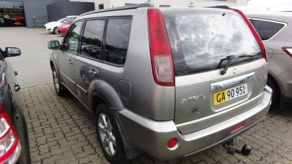 Nissan X-Trail 2,5 SE 4x4 Van - billede 1