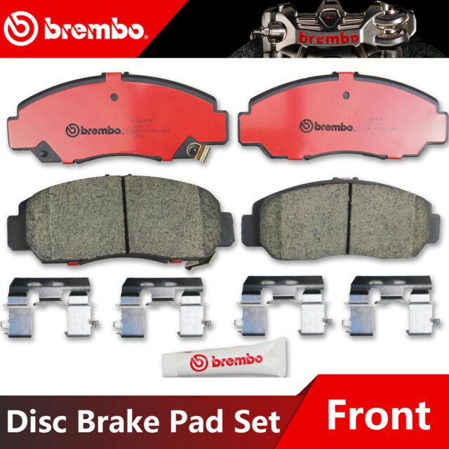 Brembo Front Ceramic Brake Pads For 2011-2013 Acura TSX