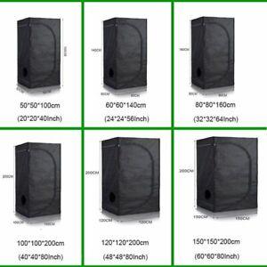 Hydroponics-Green-Box-Tent-Grow-Room-40-50-60-80-100-120-cm-Indoor-Growing-Box