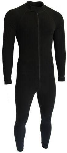 Black one piece stormtrooper undersuit bodysuit cosplay prop costume armour
