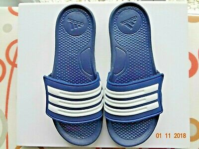 adidas Halva 4 CF Unisex Kinder Dusch & Badeschuhe blau