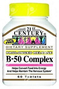 Liberacion-Prolongada-Complejo-De-Vitamina-B-x-60-Tabletas-Con-Biotina