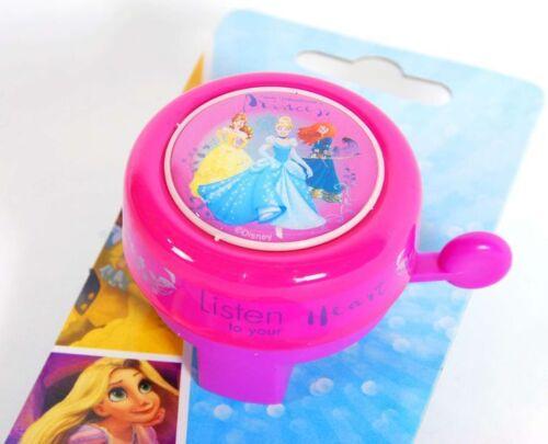 Disney Princess Prinzessin Kinder Fahrrad Klingel Fahrradklingel Glocke Pink