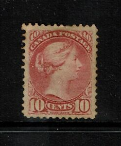 Canada-SC-45-Mint-Hinged-Hinge-Remnants-toned-gum-lt-corner-crease-S2593