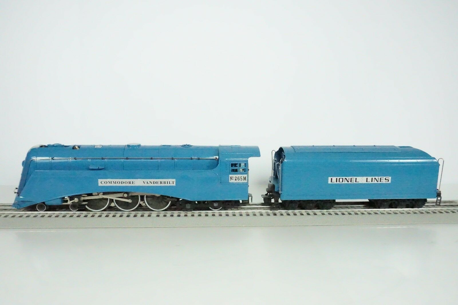 Lionel O Scale Scale Scale NYC 777 bluee Commodore Vanderbilt Steam Engine 1 of 250 6-28024 ebaa40