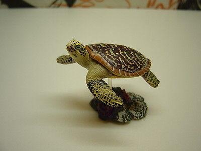 Yujin Tortoise Testudines Mini Figure HAWKSBILL-TURTLE TAIMAI 1-8-08 Gashapon