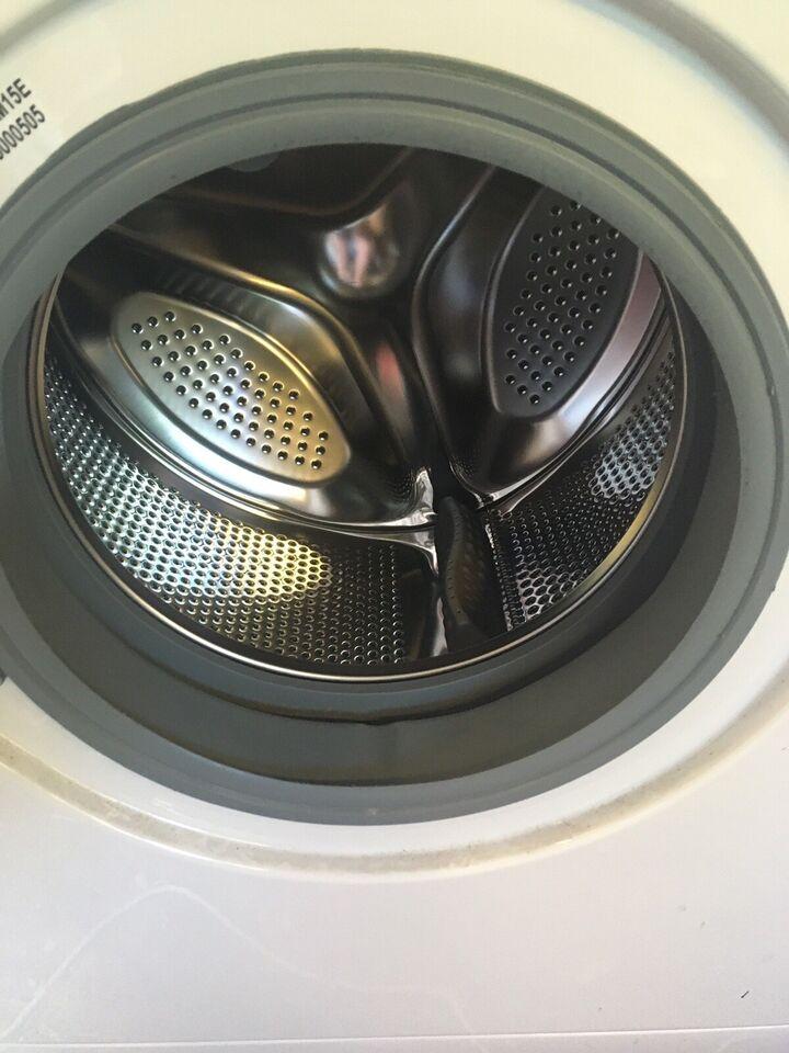 Logik vaskemaskine, L714wm15e, frontbetjent