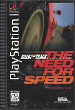 Road & Track Presents: The Need for Speed (3DO, 1995)