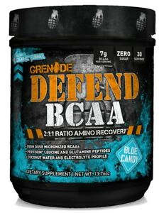 Grenade-Defend-BCAA-Post-Workout-30-Servings-Choose-Flavor-Free-Shipping-SALE