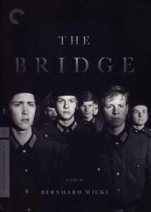 THE BRIDGE NEW DVD