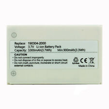 1000mAh Extended R-IG7 NTA2340 190304-2000 Battery for Logitech Harmony Remotes