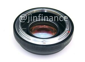 Focal-Reducer-Speed-Booster-Adapter-Canon-FD-lens-to-Micro-4-3-M43-GH4-E-PL7-GH5