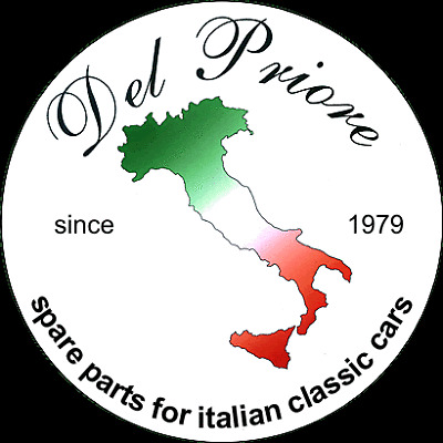 Del Priore Oldtimer Parts