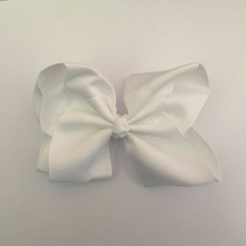 Girls Hair Clip Womens Bow Large School Dance Party Hair Accessories Big Team