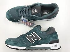 DS New Balance M1300CAG Green Running Shoe Suede Made In USA 990 1 5 6 7 8 9 150