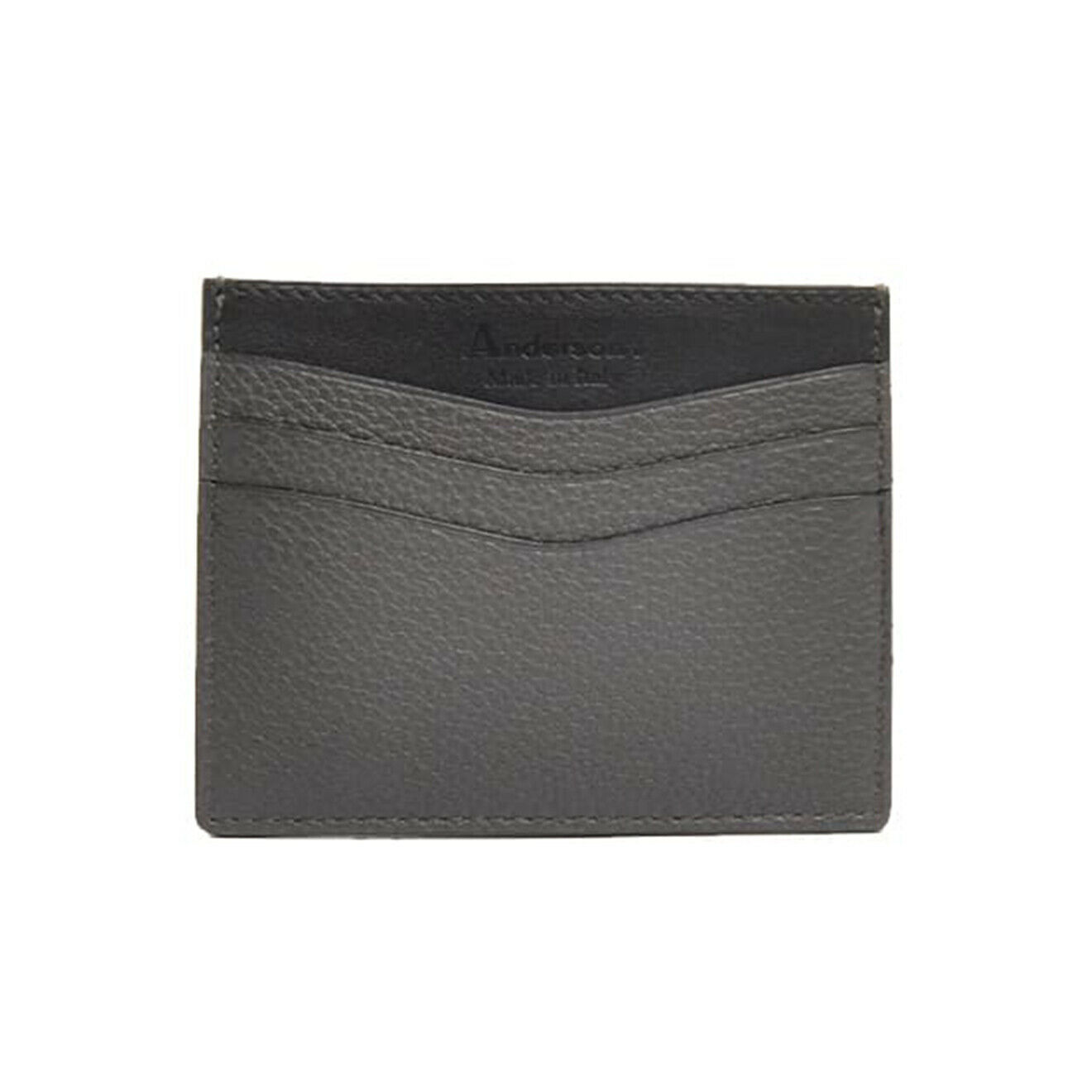 Andersons Leather Card Holder Grey - SALE!!