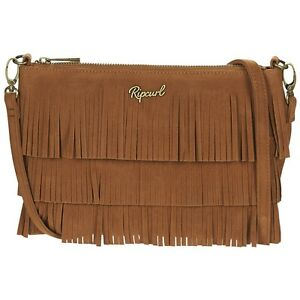 Image Is Loading Rip Curl Womens Bag New Moro Festival Fringed