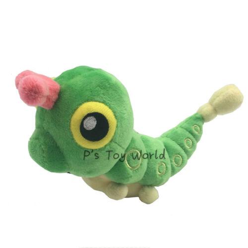 Caterpie 16CM Poke Plush Doll Figure Toy
