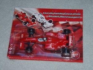 Rennwagen von Coca-Cola Farbe rot Autos Model