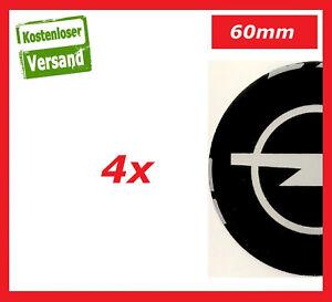 Details About 4x 60mm Passend Für Opel Aufkleber Raddeckel Felgen Radkappen Emblem Opel