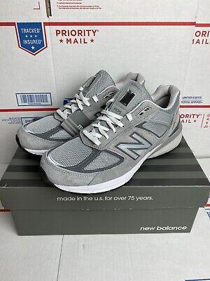 Made In USA 2E Wide New Balance 990v5 m990gl5-2e