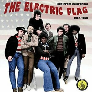 Electric-Flag-Live-In-California-1967-1968-US-IMPORT-CD-NEW