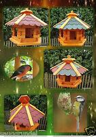 Xl Vogelhaus Vogelvilla Nistkasten Futterhaus Vogelfutterhaus Futterhaus