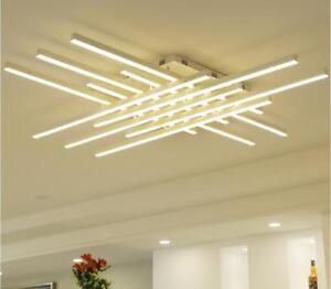 Details About Dimming Led Ceiling Lamp Creative Acrylic Bedroom Living Room Light Fixtures Yc