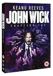 John Wick: Chapters 1 & 2 [DVD + Digital Download] [2017] (DVD)