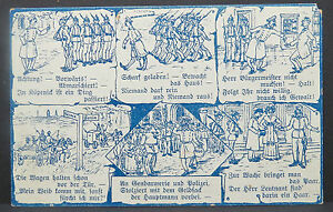 Military-Ak-Scherz-Postcard-Lot-9879