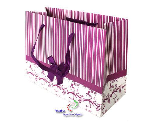 10 St Geschenktüte Geschenkverpackung Tragetasche  Papier Tüte ab0,49€//Stk