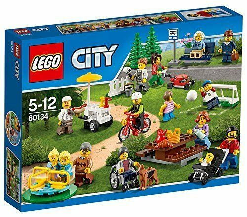 LEGO® City 60134 LEGO® City Stadtbewohner NEU NEW OVP MISB