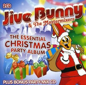 Jive-Bunny-and-The-Mastermixers-The-Essential-Christmas-Party-Album-CD