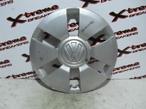 VOLKSWAGEN-UP-2011-2015-14-034-WHEEL-TRIM-HUB-CAP-SINGLE-1S0601147-XBWC0040
