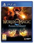 Worlds of Magic Planar Conquest PlayStation 4 Ps4 Release
