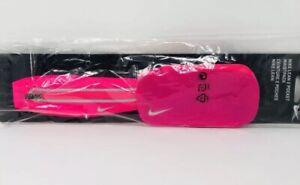 New-Nike-Lean-Waistpack-2-Pocket-Waist-Belt-OS-Pink-Running-Walking-Gym-D
