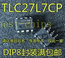 3PCS TLC27L7CP DIP-8 TI  #K1995