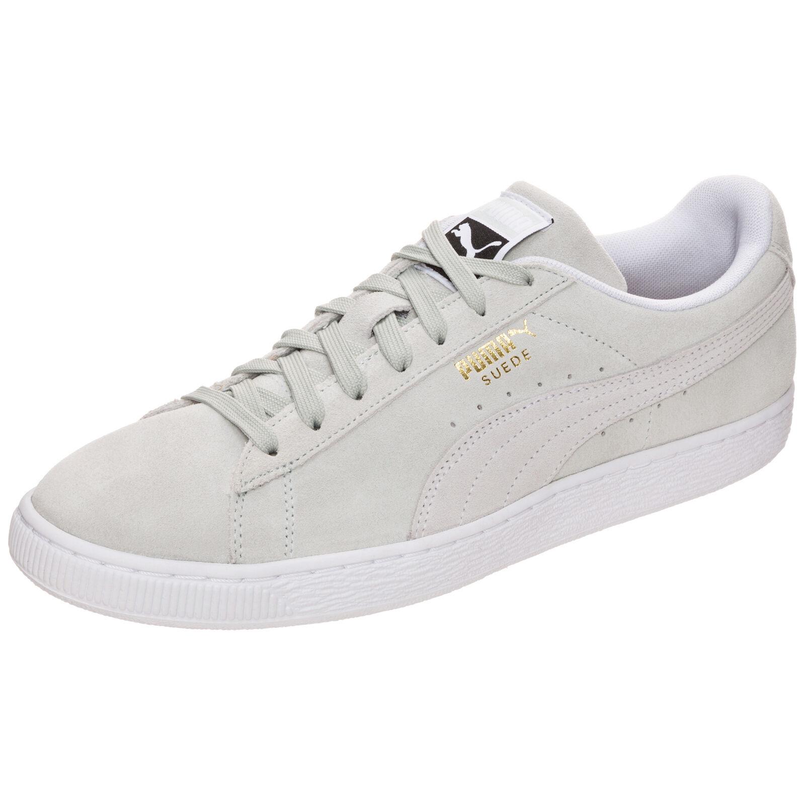Puma Suede Classic Sneaker Grau NEU