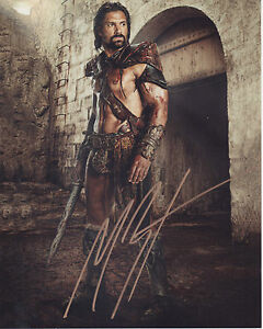 MANU BENNETT Signed 10x8 Photo SPARTACUS War Of The Damned COA - <span itemprop=availableAtOrFrom>barnsley, South Yorkshire, United Kingdom</span> - RETURNS ACCEPTED IF YOU ARE NOT FULLY SATISFIED WITH THE ITEM AND IT IS RETURNED IN THE SAME CONDITION IT IS RECEIVED. Most purchases from business sellers are protected - barnsley, South Yorkshire, United Kingdom