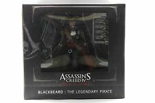 Assassin's Creed IV Blackbeard The Legendary Pirate Figure Statue + 2 PC Games