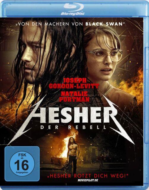 Hesher - Der Rebell - Lenticular Edition - Natalie Portman  Blu-ray/NEU/OVP