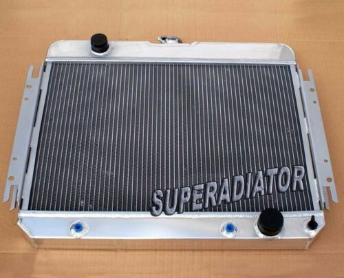 3 ROW Aluminum Radiator for CHEVY Chevelle 1966-1967 4.6L 6.5L V8 AT MT New