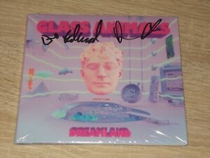 GLASS-ANIMALS-Dreamland-RARE-CD-ALBUM-SIGNED-SEALED