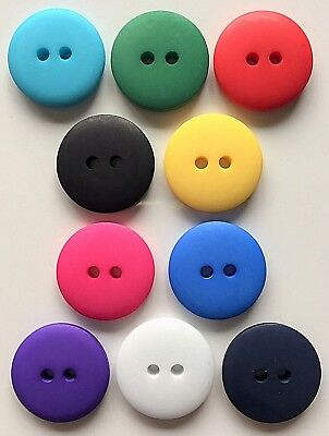 Esentails Stiching Sewing Crafting Closures Buttons Assorted Size /& Colors