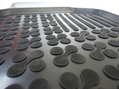 Fußmatten Gummimatten für Isuzu D-Max II ab 2012