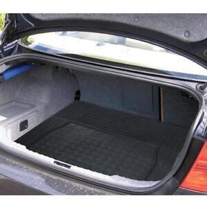 Audi Q3 Q5 Q7 V8 Heavy Duty Rubber Car Boot Liner Mat