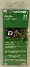 Uhlenbrock 32 290 Soundmodul Diesellok klein (Köf) (Pa 3459)